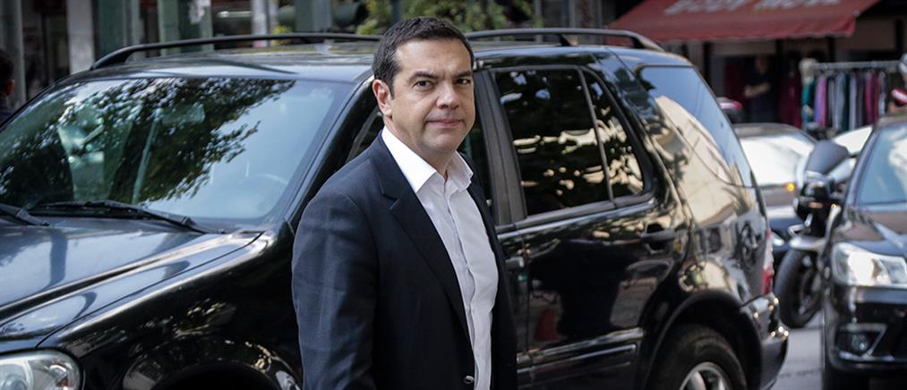 Τσίπρας: το πακέτο των παροχών θα είναι ακόμα μεγαλύτερο από αυτό της ΔΕΘ