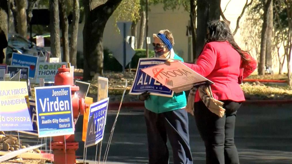 Εκλογές - ΗΠΑ: Οι ψηφοφόροι του Τέξας δεν απαιτείται να φορούν μάσκες