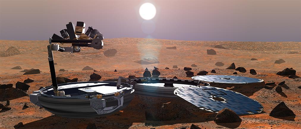 NASA: εκτόξευση ερευνητικού ρομπότ στον Άρη