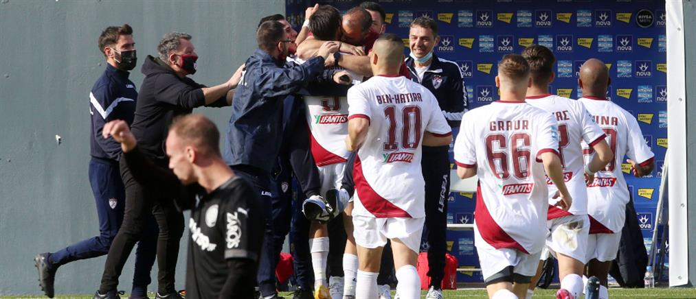 """ΟΦΗ - ΑΕΛ: Σπουδαίο """"διπλό"""" για την ομάδα της Λάρισας"""