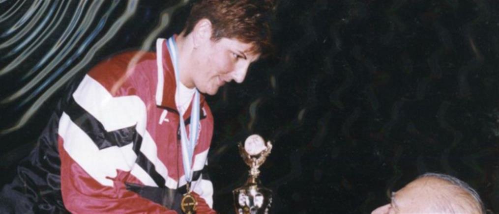 Πέθανε η Χριστίνα Κωνσταντίνου