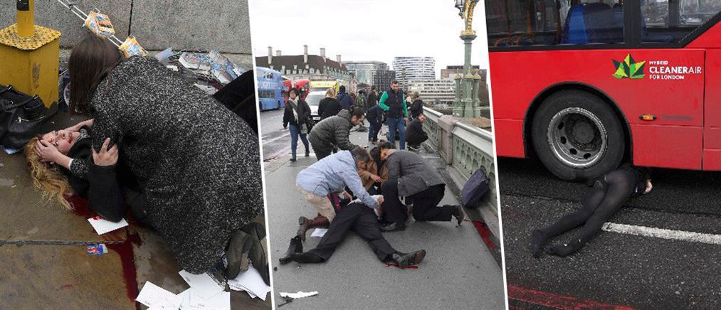 Ένας νεκρός από τις επιθέσεις στο Λονδίνο