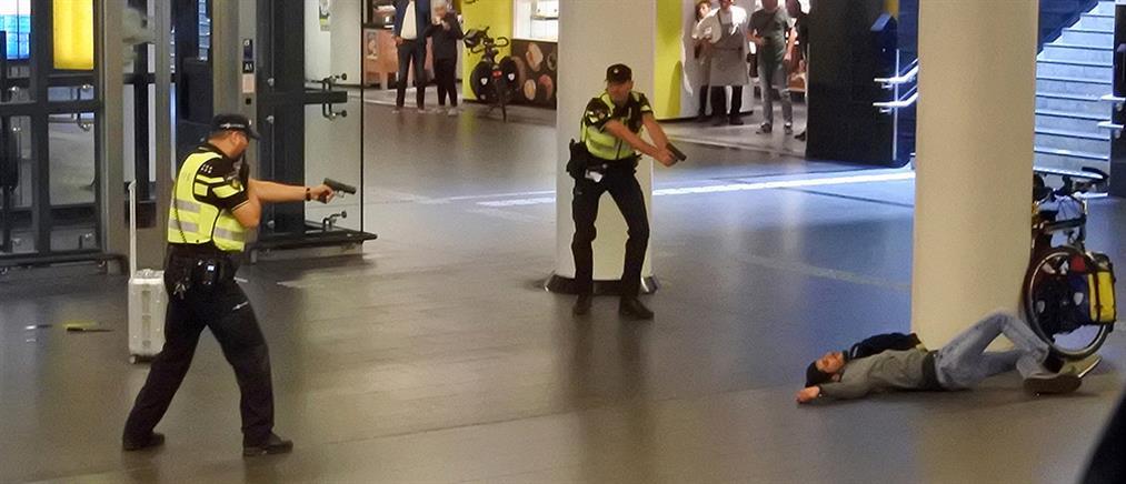 """""""Τρομοκρατική"""" χαρακτηρίζουν οι Αρχές την επίθεση στο Άμστερνταμ"""