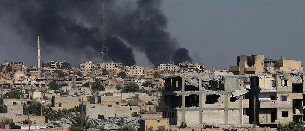 """Πόλη """"φάντασμα"""" η Ράκα μετά την επέλαση του ISIS (βίντεο)"""