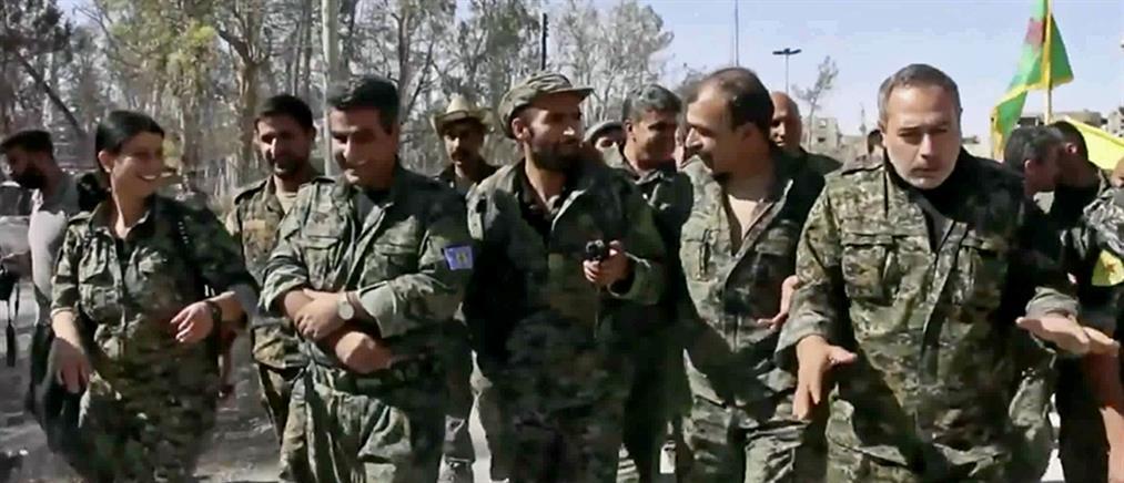Απελευθερωμένη από τον ISIS η Ράκα (βίντεο)