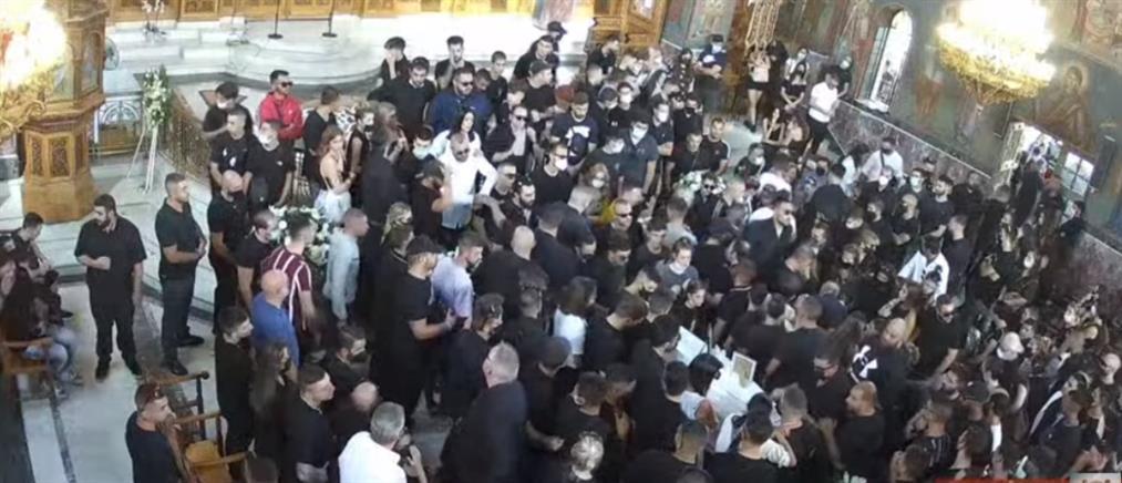 Mad Clip: Live στο Youtube η κηδεία του