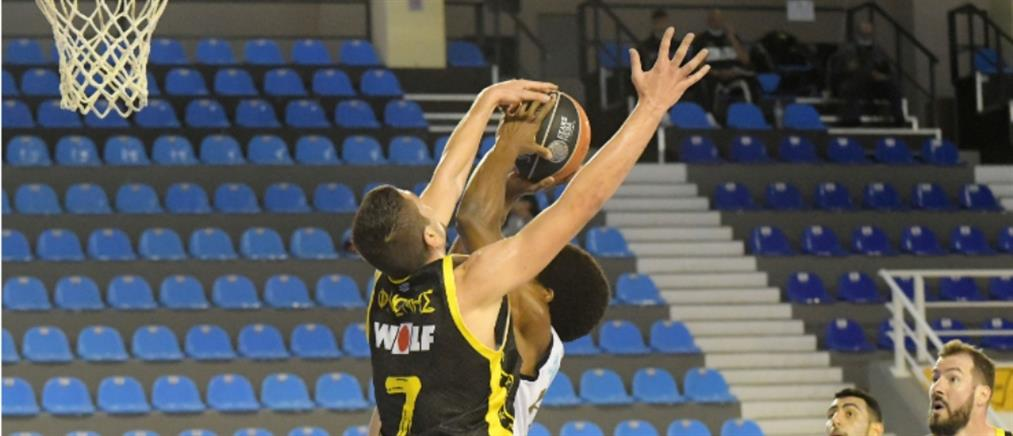 Basket League: Κολοσσός για... οκτάδα