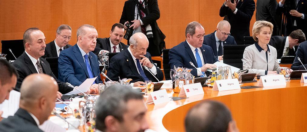 Διάσκεψη του Βερολίνου: Η πρώτη αντίδραση της Τουρκίας