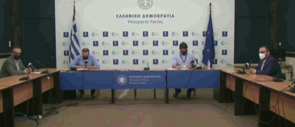 Κορονοϊός: Χαρδαλιάς και Μαγιορκίνης για τα κρούσματα και τα μέτρα (βίντεο)