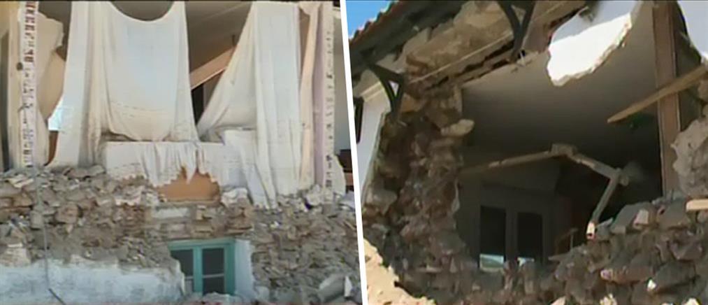 Σεισμός: ο ΑΝΤ1 σε Δαμάσι και Μεσοχώρι που δοκιμάζονται από τα Ρίχτερ (βίντεο)