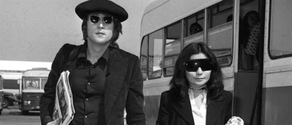 Αδημοσίευτα πλάνα από τη ζωή των Lennon και Ono (βίντεο)