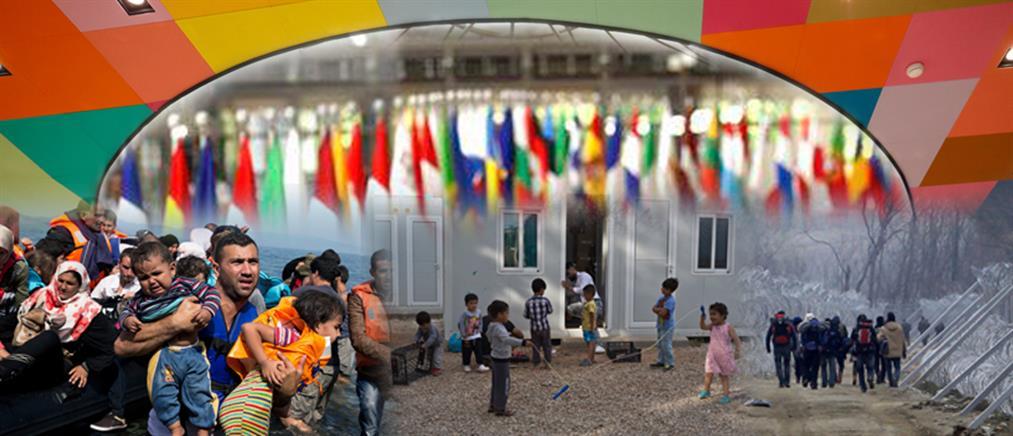 Παυλόπουλος σε Φον ντερ Λάιεν - Σχοινά: Να τηρηθεί η αρχή της αλληλεγγύης στο Μεταναστευτικό