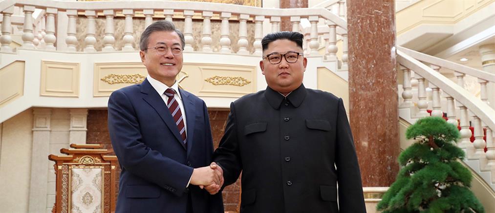 Ιστορική συμφωνία για την αποπυρηνικοποίηση της Κορέας