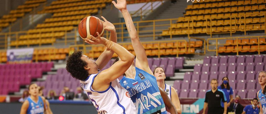 Προκριματικά Ευρωμπάσκετ Γυναικών: Οδυνηρή ήττα για την Ελλάδα
