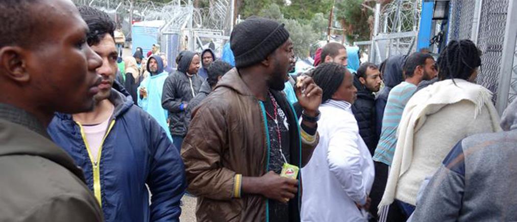 ΕΕΔΑ: ανεξέλεγκτη η κατάσταση στο hot spot της Σάμου