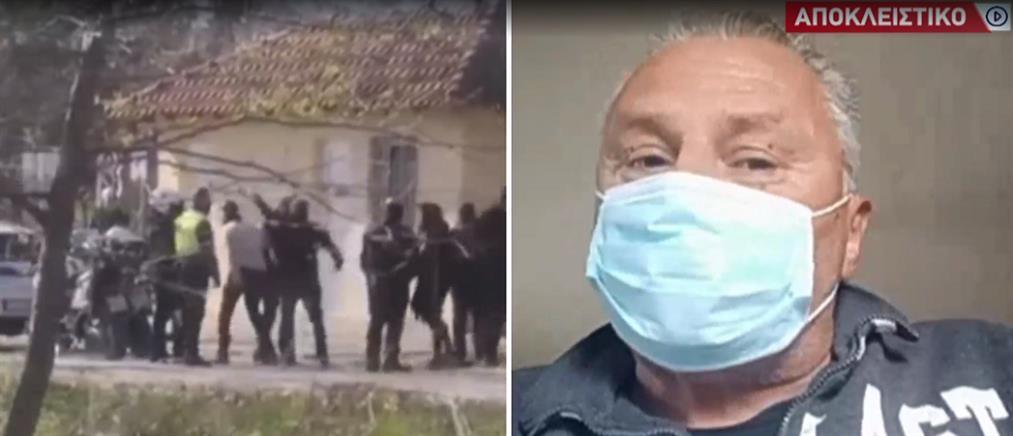 Συμπλοκή στο Νέο Κεραμίδι: παρά λίγο να υπάρξει νεκρός, λέει τραυματίας