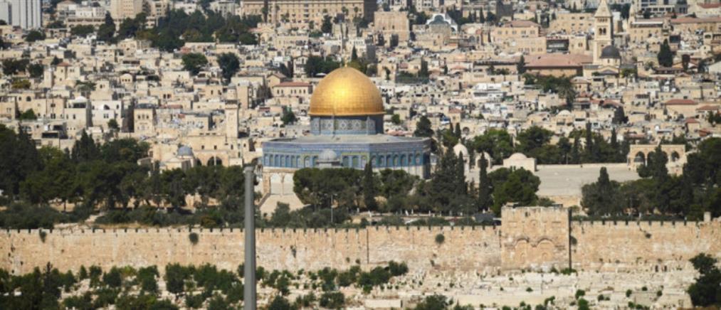 Κορονοϊός - Ισραήλ: lockdown στην Πλατεία των Τεμενών