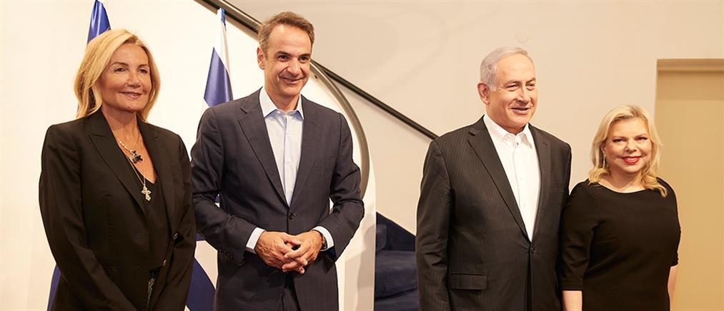 Μητσοτάκης: ιδιαίτερη ικανοποίηση για το ταξίδι στο Ισραήλ