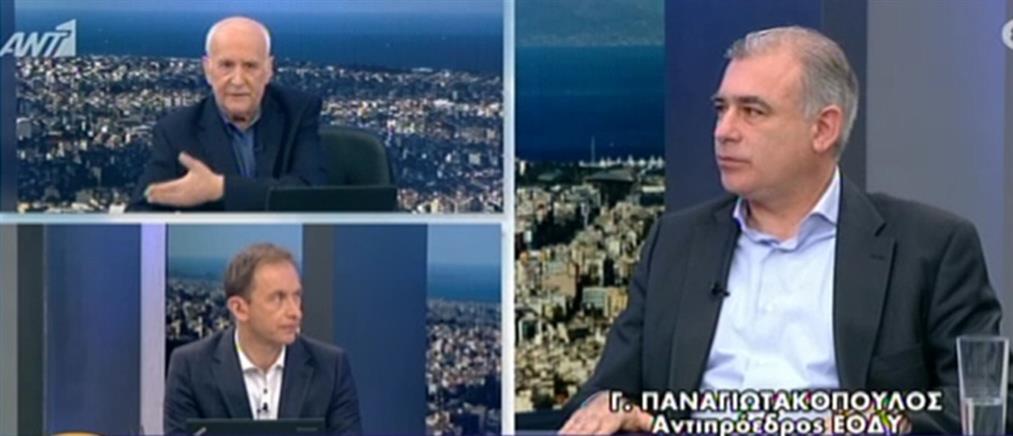 Αντιπρόεδρος ΕΟΔΥ στον ΑΝΤ1 για κορονοϊό: τον επόμενο μήνα η κορύφωση (βίντεο)