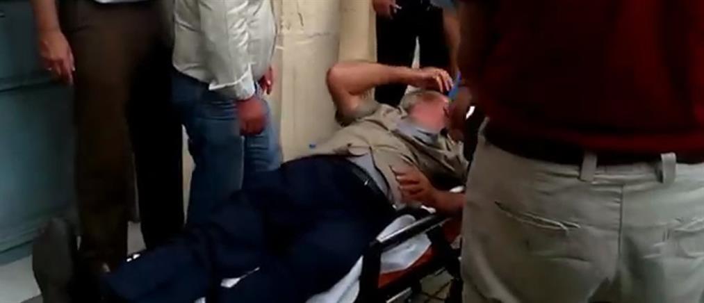Του έβγαλαν το σπίτι σε πλειστηριασμό και το διεκδίκησε ο αδερφός του! (βίντεο)