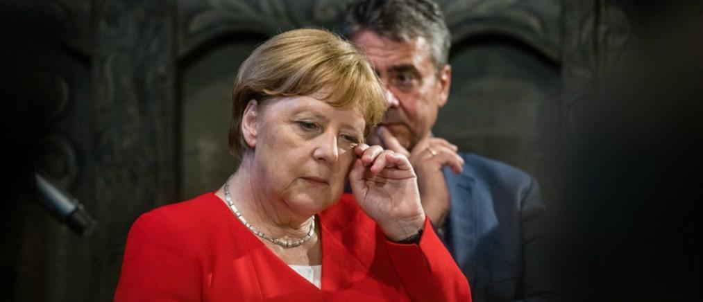 Ορατός ο κίνδυνος ύφεσης για την γερμανική οικονομία
