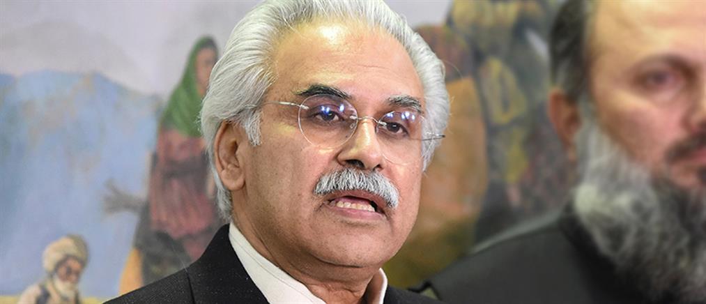 Πακιστάν: θετικός στον κορονοϊό ο υπουργός Υγείας