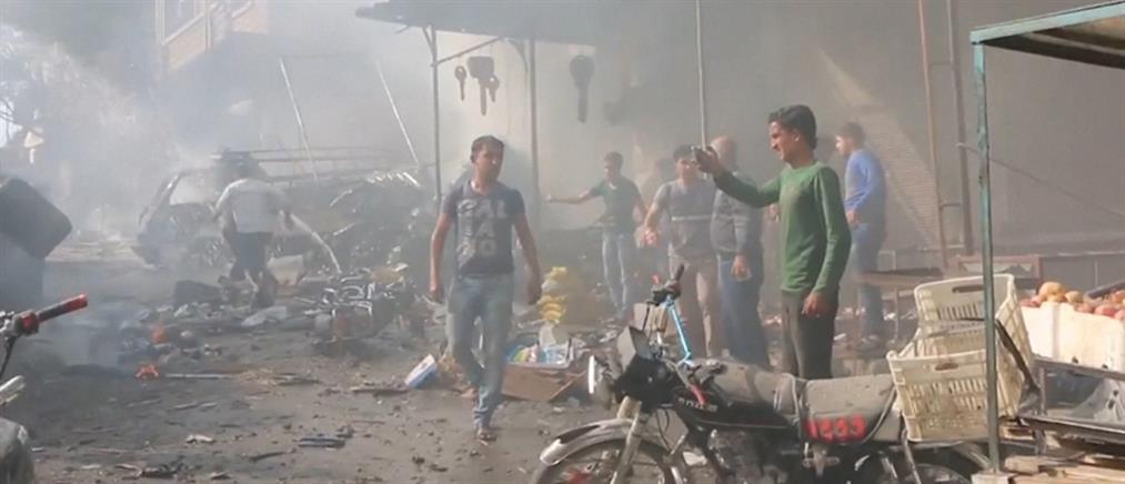 Συρία: Χιλιάδες άμαχοι εγκαταλείπουν τα σπίτια τους