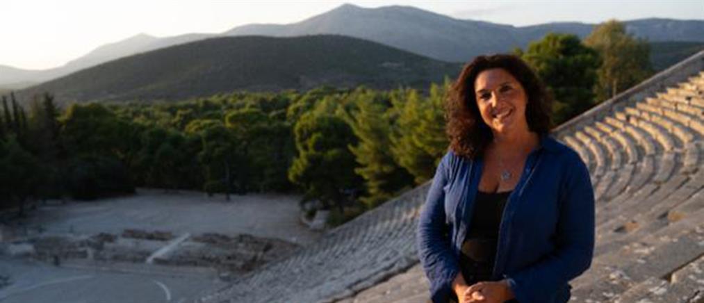 ΕΟΤ - Βρετανία: Αρχαιολογικοί θησαυροί της Ελλάδας με το φακό της Bettany Hughes (εικόνες)