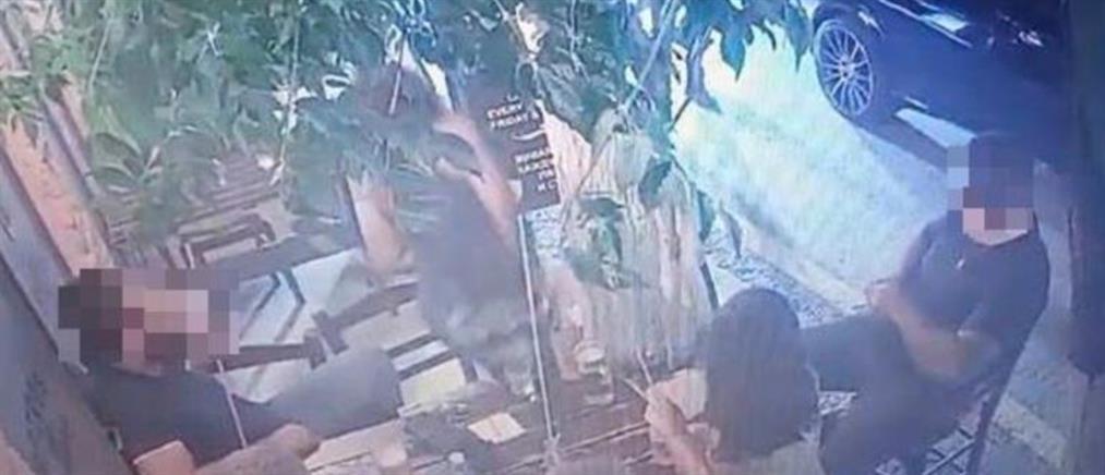 Πυροβολισμοί στην Κρήτη: Καρέ-καρέ το αιματηρό επεισόδιο στην ταβέρνα (βίντεο)