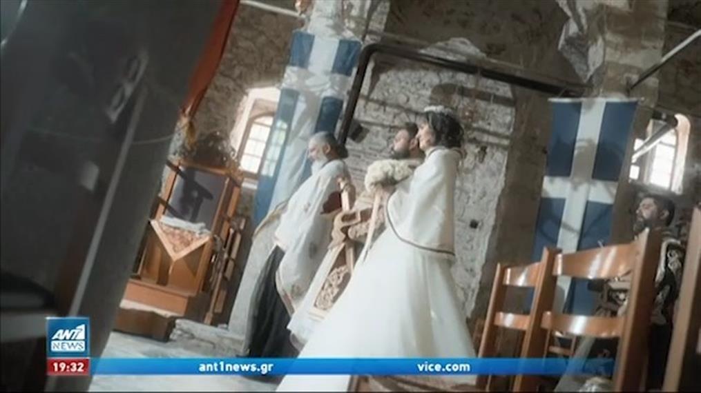 Γάμος α λα 1821 στα Τρίκαλα