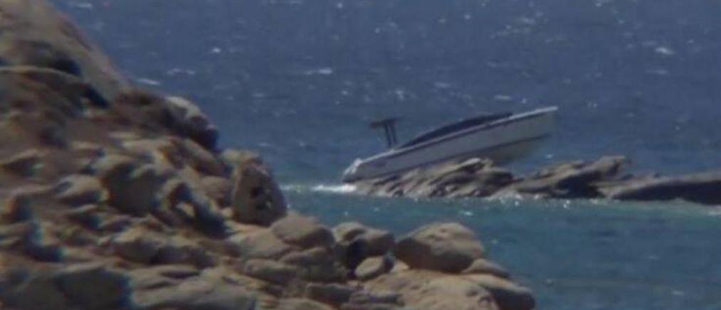 Μύκονος: Σοβαρό ατύχημα με σκάφος για Αιγύπτιο μεγιστάνα
