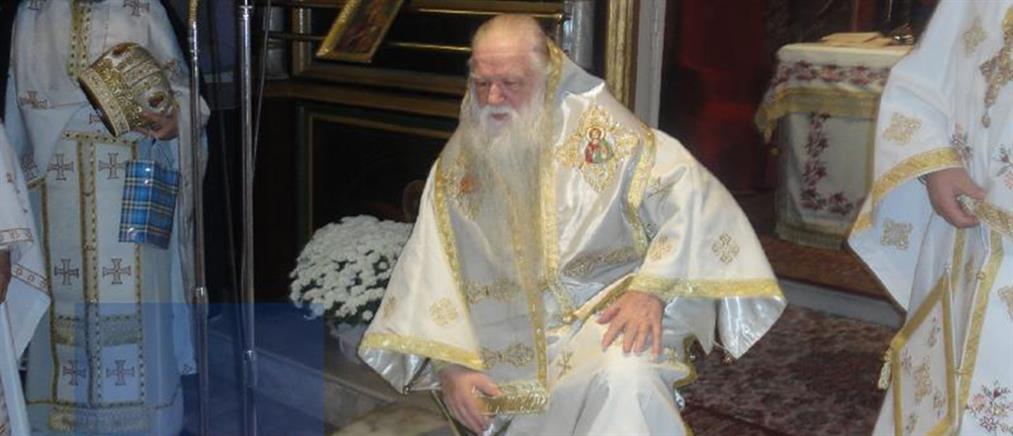 Η Παναγία… απάντησε στον Αμβρόσιο περί της παραίτησης του
