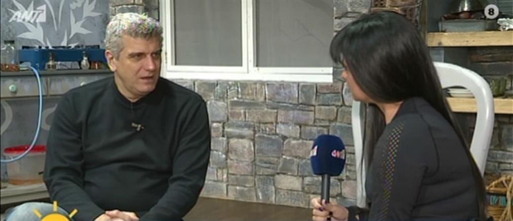Βλαδίμηρος Κυριακίδης στον ΑΝΤ1: Θα ήθελα να κυβερνούν γυναίκες (βίντεο)