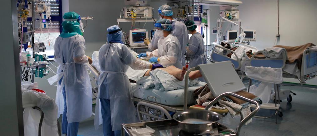 Κορονοϊός: καρκινοπαθείς νόσησαν μέσα σε νοσοκομείο (βίντεο)
