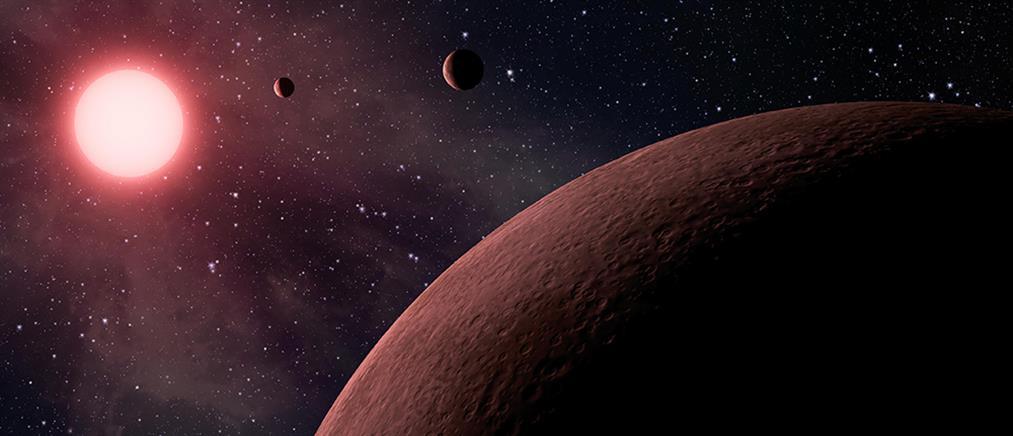 Εξωπλανήτης είναι τόσο καυτός που η ατμόσφαιρά του περιέχει εξαερωμένα μέταλλα