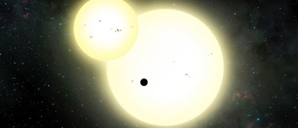Ανακαλύφθηκε εξωπλανήτης καυτός όσο ο Ήλιος