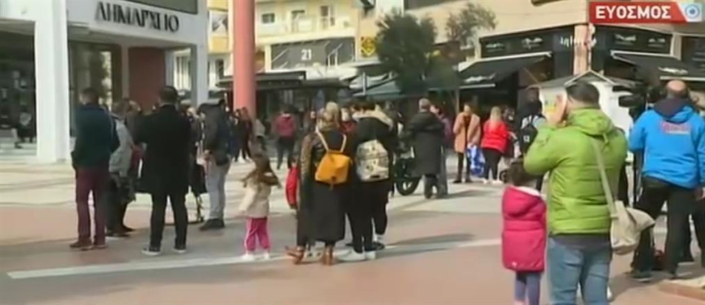 Lockdown σε Εύοσμο-Κορδελιό: Αντιδρούν οι κάτοικοι (βίντεο)