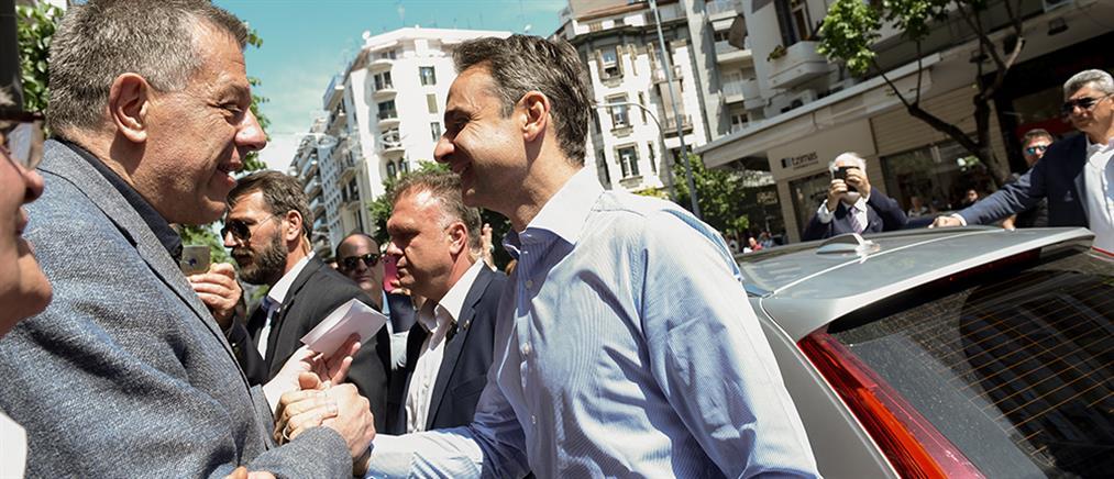 Μητσοτάκης: Ανοιχτός ο δρόμος για μια μεγάλη πολιτική νίκη