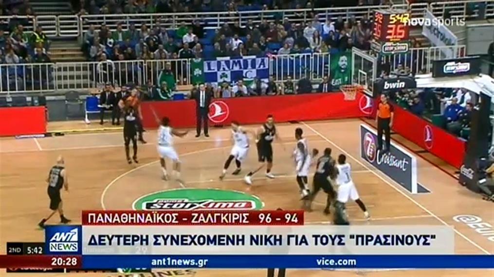 Νίκες για τις ελληνικές ομάδες στην Ευρωλίγκα