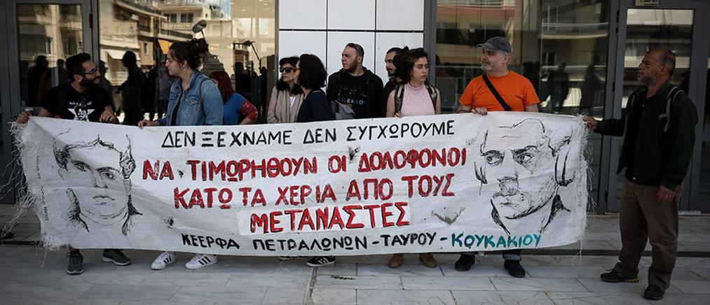 Δίκη Χρυσής Αυγής: προκλητικός στην απολογία του ο δράστης της δολοφονίας του Λουκμάν