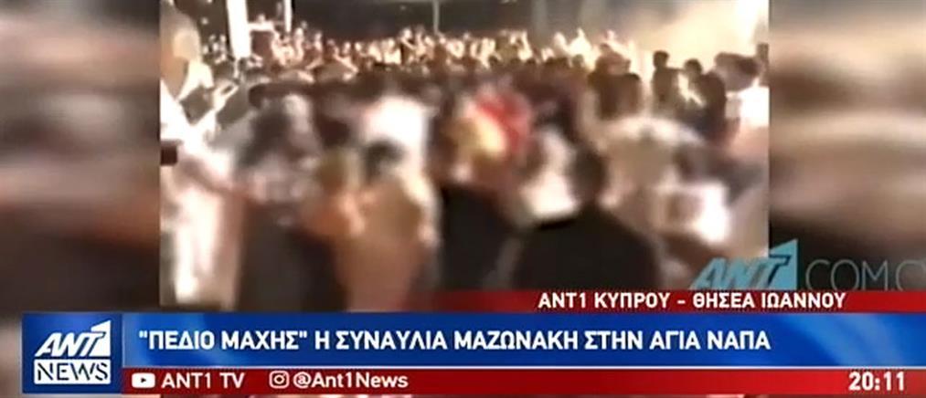 """""""Πεδίο μάχης"""" συναυλία του Γιώργου Μαζωνάκη στην Κύπρο (βίντεο)"""