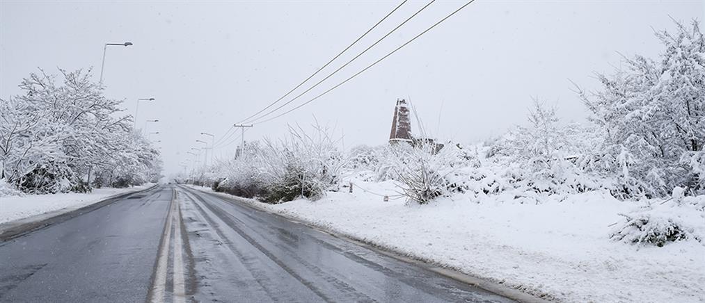 """""""Λέανδρος"""": κακοκαιρία με κρύο, χιόνια και καταιγίδες το Σάββατο"""