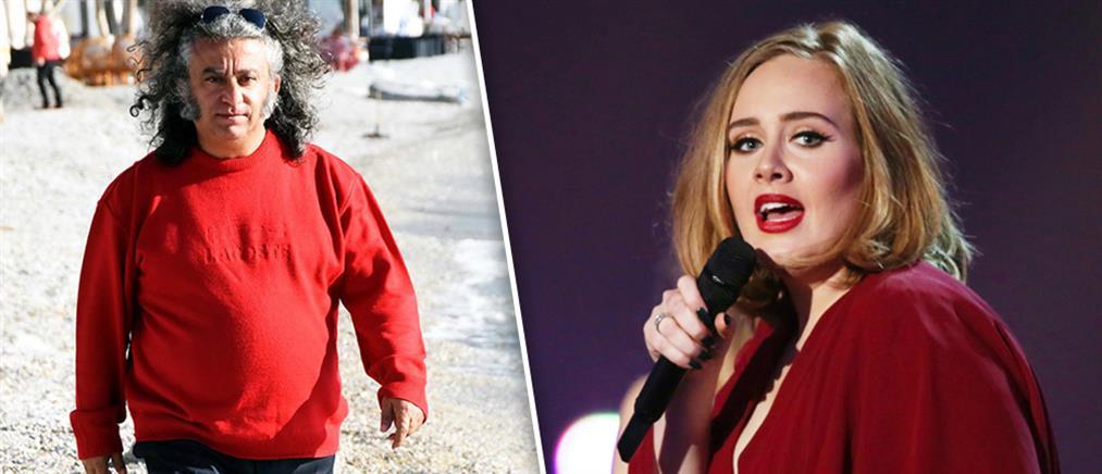 Τούρκος λαϊκός τραγουδιστής ισχυρίζεται ότι είναι ο πατέρας της Αντέλ