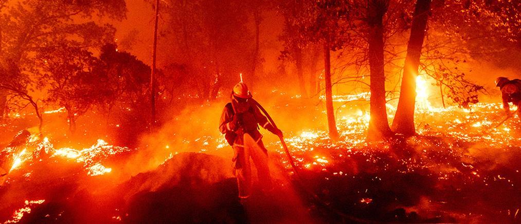 ΗΠΑ: μωρό 1 έτους μεταξύ των νεκρών από τις πυρκαγιές