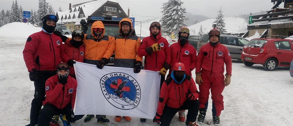 Εκπαίδευση στην Σλοβακία για επτά μέλη της Ελληνικής Ομάδας Διάσωσης