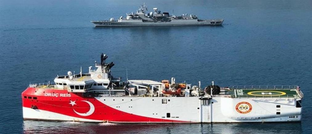 Oruc Reis: προκλητικός πλους στην κυπριακή ΑΟΖ