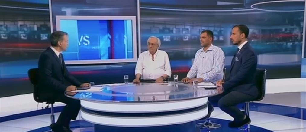 Μπαλτάς – Παπανικολάου – Χύτας στον ΑΝΤ1 για τις πρόωρες εκλογές (βίντεο)