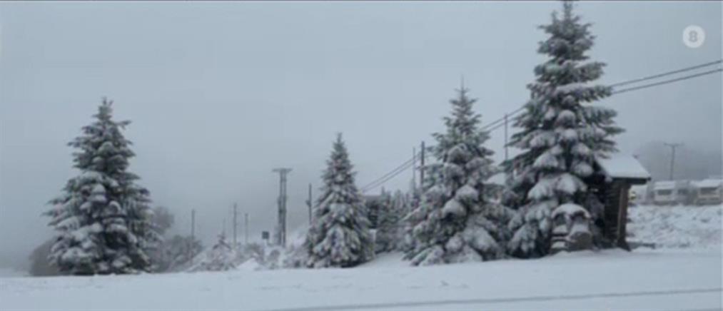 """Καιρός - """"Μπάλλος"""": καταιγίδες, χιόνια και ισχυροί άνεμοι την Παρασκευή"""