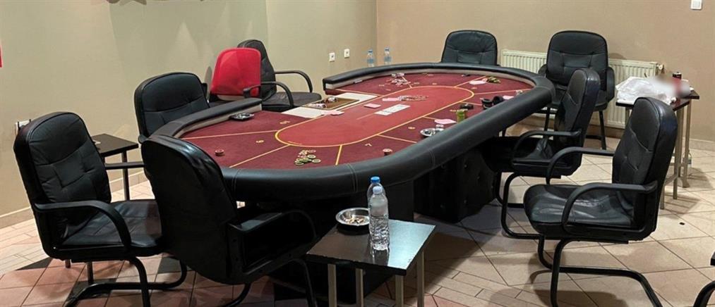 Μετέτρεψε το σπίτι του σε παράνομο καζίνο (εικόνες)