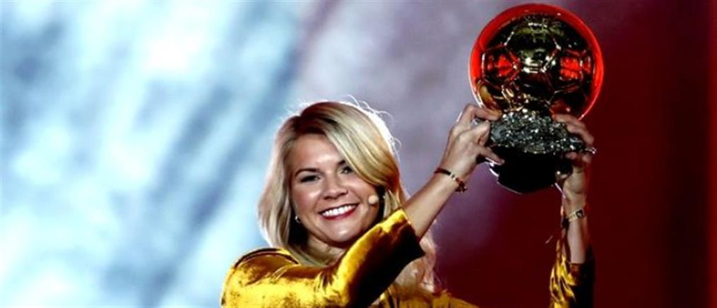 Πρόεδρος UEFA για το σεξιστικό σχόλιο σε Χέγκερμπεργκ: είναι ηλίθιος ο Σόλβεϊγκ